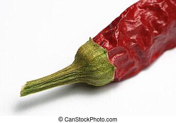 Chili pepper stem