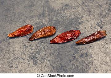 chilis, 4