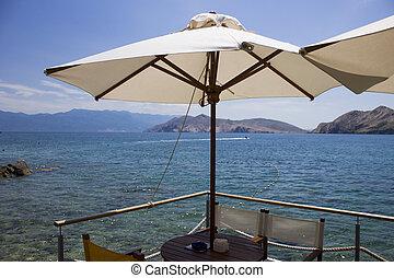 Chill terrace