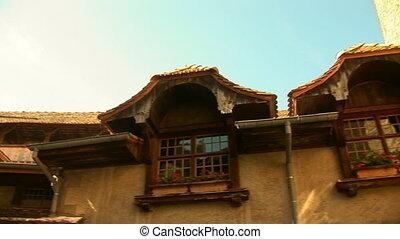 Chillon Castle c