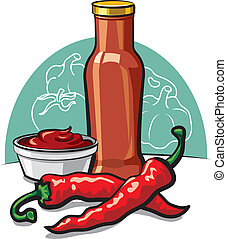 chilly ketchup