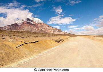 Chimborazo Volcano National Park