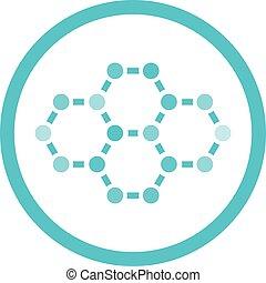 chimico, molecola, struttura
