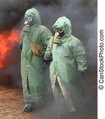 chimico, protezione