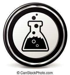 chimie, icône