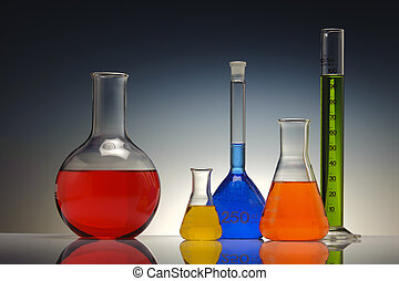 chimie, laboratoire