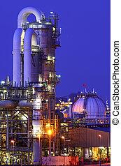 chimique, installation