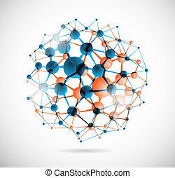 chimique, sphère