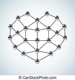 chimique, structure