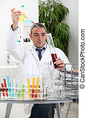 chimiste