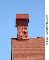 chimney.