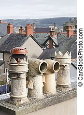 Chimney pots UK