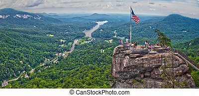 chimney rock nc