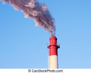 chimney-stalk