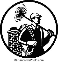 chimney_cleaner_holding-sweeper-rope-circle-retro-bw-cut