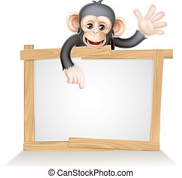 Chimp Sign