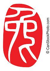 chinês, coelho, signos