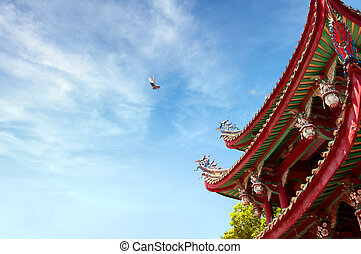 China ancient building local - Historic Architecture of...