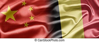 China and Belgium