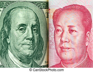 China Business yuan and the dollar - Chinese currency yuan ...