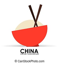 china culture design, vector illustration eps10 graphic