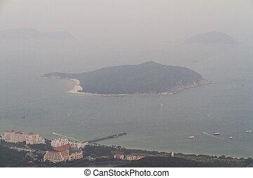 China Hainan island