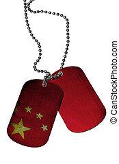 China ID tags