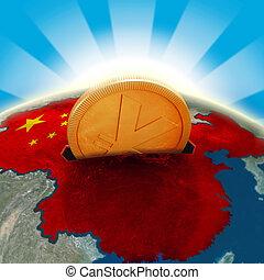 china, moneybox