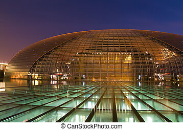 China National Grand Theater (National Centre for the...