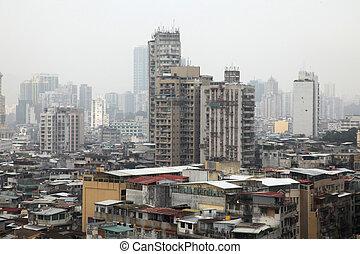 china, poluição