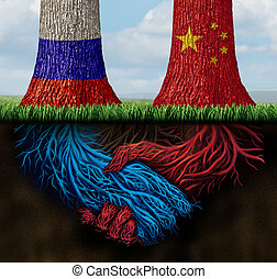 China Russia Agreement