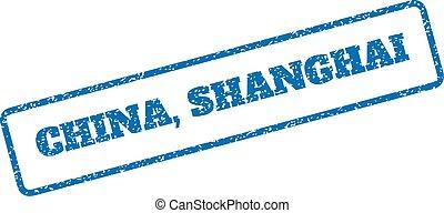 China Shanghai Rubber Stamp