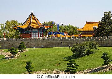 China theme - The China theme park