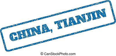 China Tianjin Rubber Stamp