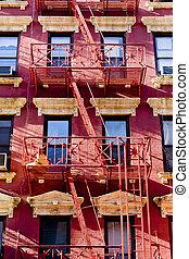 China Town, New York City, USA
