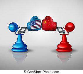 China United States Trade War Strategy