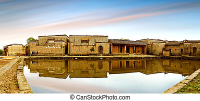 China's remote rural areas - Ancient villages in remote ...