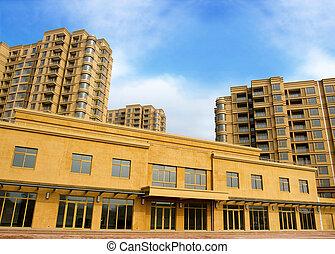 china's, vastgoed