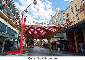 Chinatown, Brisbane -Queensland Australia - BRISBANE, AUS -...