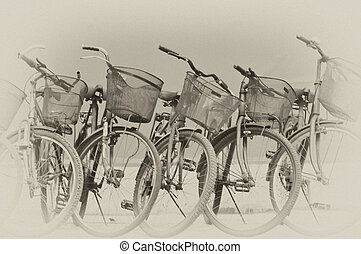 chinees, fiets