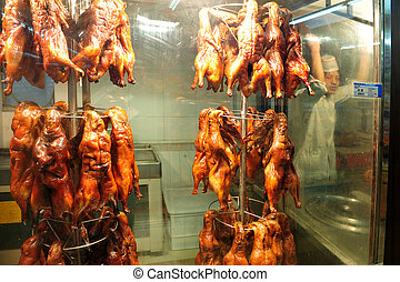 Chines food -  Beijing Roast Duck