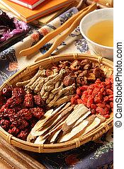 chinese草藥