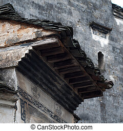 Chinese ancient building local