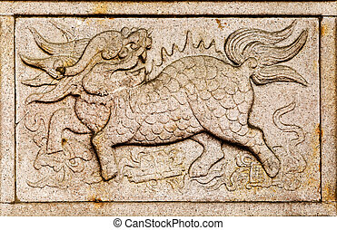 Chinese animal god