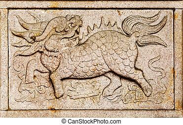 Chinese animal god