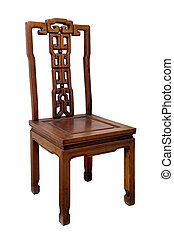 Chinese antique chair