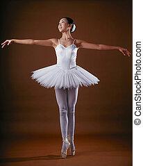 ballerina - chinese ballerina