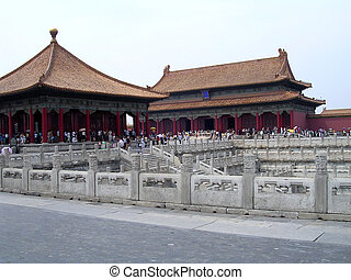 chinese building - China, local architecture
