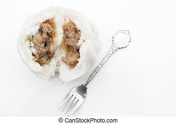 Chinese bun - dim sum