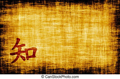 Chinese Calligraphy - Knowledge